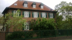 Logenhaus Heiligengeiststraße 1