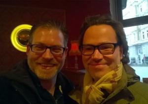 Philip Militz und René Schon am 15.01.2015